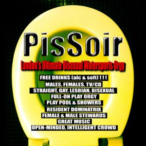 PisSoir - Bisexual Piss Fetish Orgy